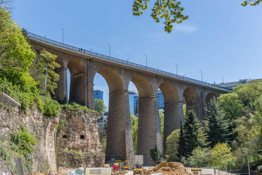 Viadukt Passerelle