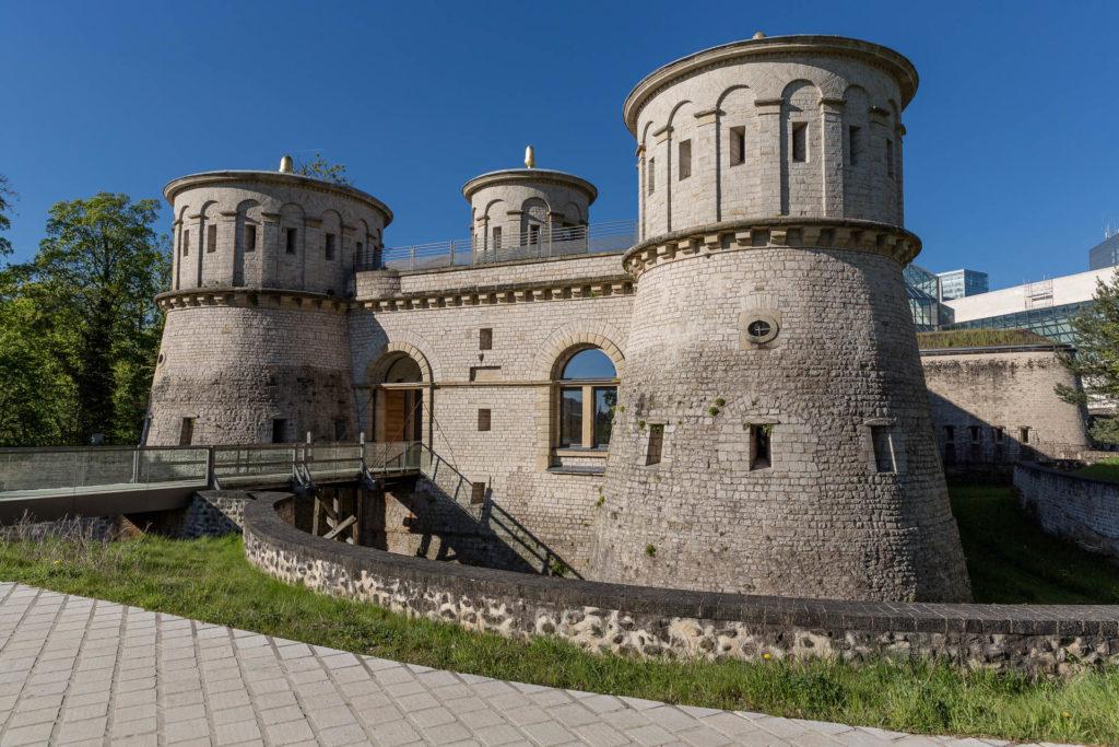 Fort Thüngen und die drei Eicheln